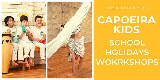 Capoeira Kids Holidays Workshops