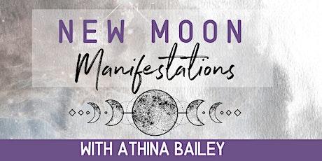 New Moon Manifestation Workshop tickets