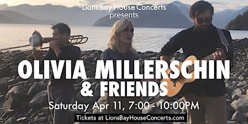 LionsBayHouseConcert: Olivia Millerschin & Friends