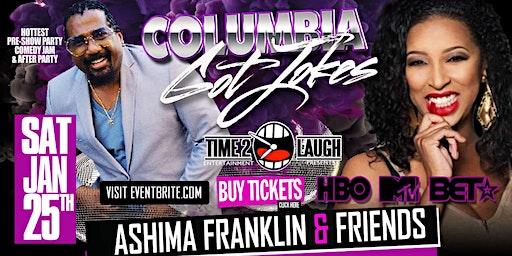 Time2Laugh Presents: Columbia Got Jokes 2020 Bash