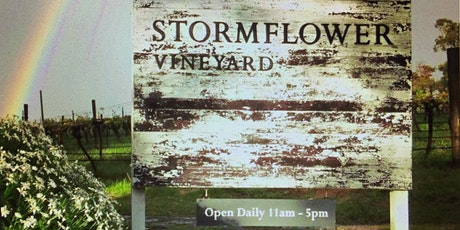 COBWA Launch Event - Stormflower Winery Margaret River tickets