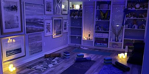 Restorative Reiki Assist Yoga with Susan Clark