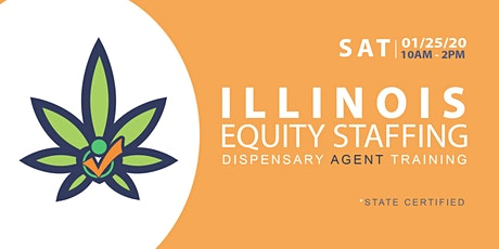 Illinois Approved Dispensary Agent Training - West Loop tickets