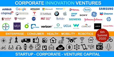 Corporate Innovation Ventures 6th Summit tickets