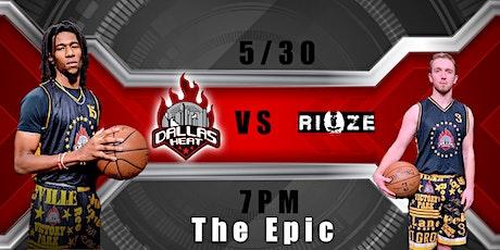 Dallas Heat vs Texas Rize tickets