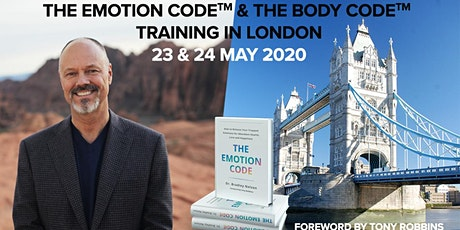 The Emotion Code™ and The Body Code™ London - Live Seminar 2020 tickets