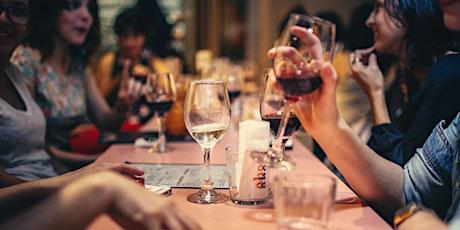 Wine Tasting Class tickets