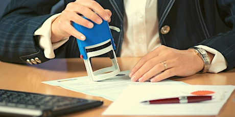 Intro to Notary Practice tickets