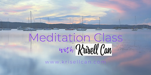 Meditation with Krisell Can