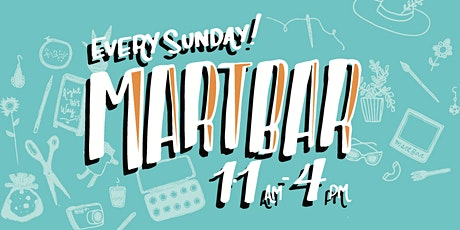 MartBar Makers Market tickets