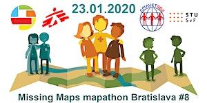 Missing Maps mapathon Bratislava #8