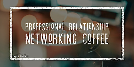 Professional Relationship Networking Coffee