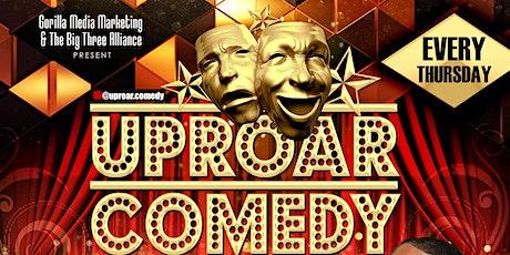 Uproar Comedy  tickets