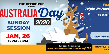 Australia Day  Fundraiser at The Office Pub tickets