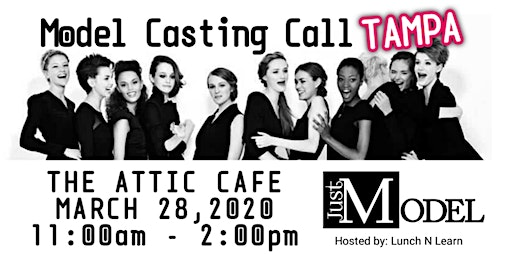 Just Model: Model Casting Call - Tampa