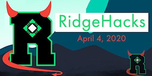RidgeHacks 2020