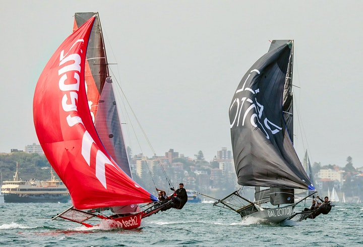 JJ Giltinan World Championship - Race 3 & 4 image