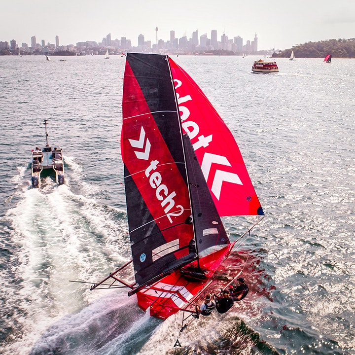 JJ Giltinan World Championship - Race 9 image