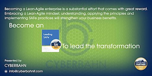 Leading SAFe (SA)-5.0