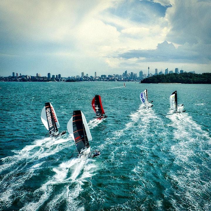 JJ Giltinan World Championship - Race 7 image