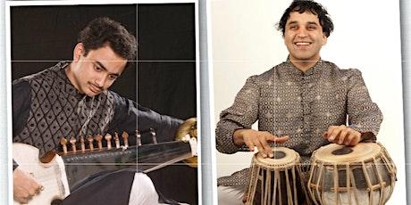 Hindustani Classical Instrumental - Sarod tickets