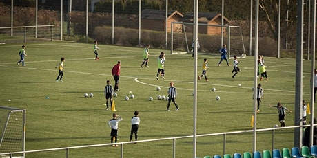 Youth Soccer Coaching, Mini Training Camp - Park Hill tickets