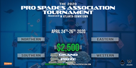 Pro Spades Association Tournament (PSA 2021) tickets