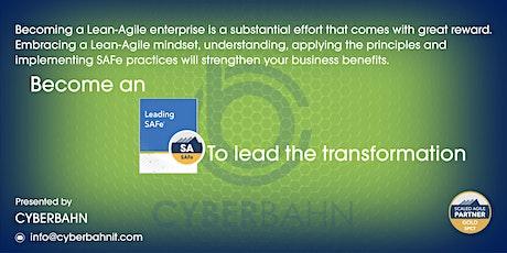 Leading SAFe (SA)-5.0 tickets