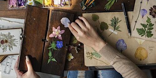 Flower Press Workshop