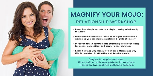 MAGNIFY your MOJO
