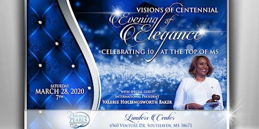 Evening of Elegance: Celebrating 10 years at the TOP of Mississippi (Special Guest Valerie Hollingsworth-Baker)