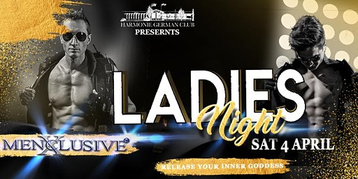 Canberra ladies Night MenXclusive Live