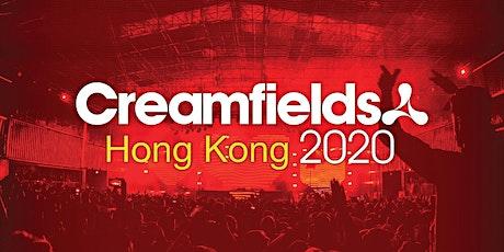 Creamfields Hong Kong 2020 tickets