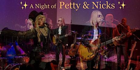 A Night of Tom Petty & Stevie Nicks tickets