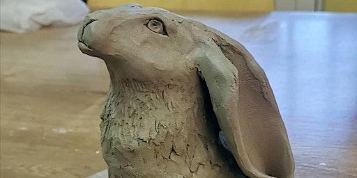 Hare Sculpture Workshop