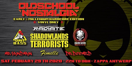 OSN - Early & Millennium Hardcore Edition  tickets
