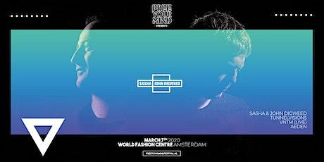 Sasha & John Digweed x World Fashion Centre Amsterdam tickets