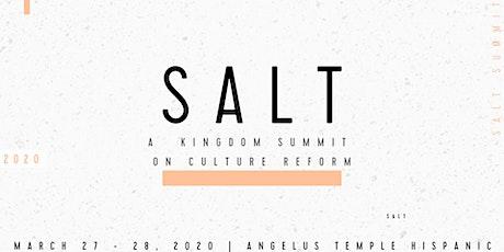 SALT: A Kingdom Summit on Culture Reform tickets