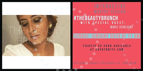 THE BEAUTY BRUNCH | Vienna| 26th of January tickets
