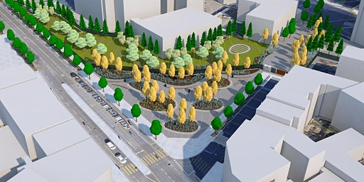 GIS & BIM in Landscape Architecture with Landmark
