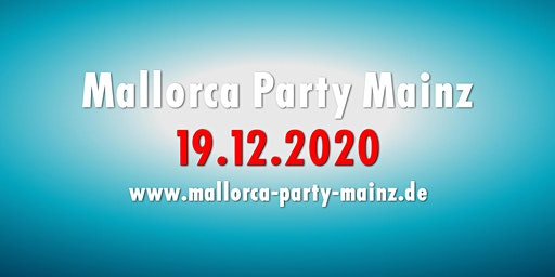 Mallorca Party Mainz 2020