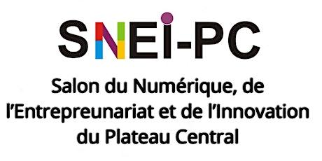 SNEI-PC 2020: Le Numérique comme outil de développement durable tickets