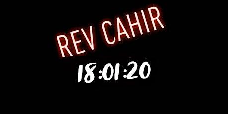 Rev Cahir UV Glow  2020 New Years Disco tickets