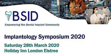 BSID Implant Symposium 2020 tickets