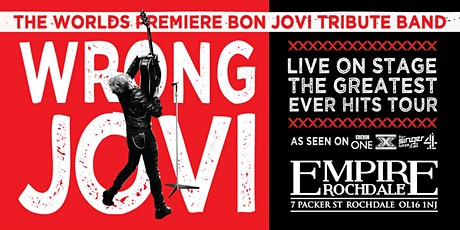 Wrong Jovi - The worlds premier Bon Jovi tribute tickets