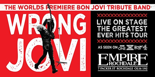 Wrong Jovi - The worlds premier Bon Jovi tribute