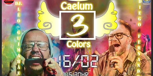 CAELUM COLORS III - O céu é colorido