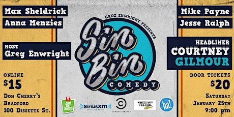 Sin Bin Comedy Show #50 tickets