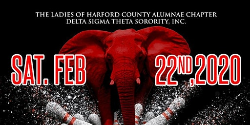Harford County Alumnae Chapter Maryland ~ BOWLING NIGHT FUNDRAISER 2020