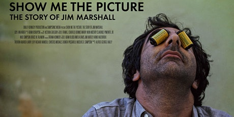 Show me the Picture: The Story of Jim Marshall- UK Premiere tickets